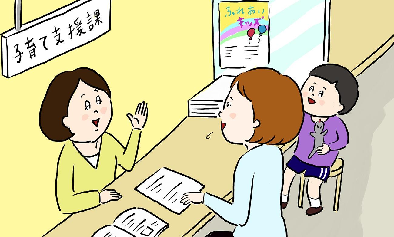 子ども支援課の窓口