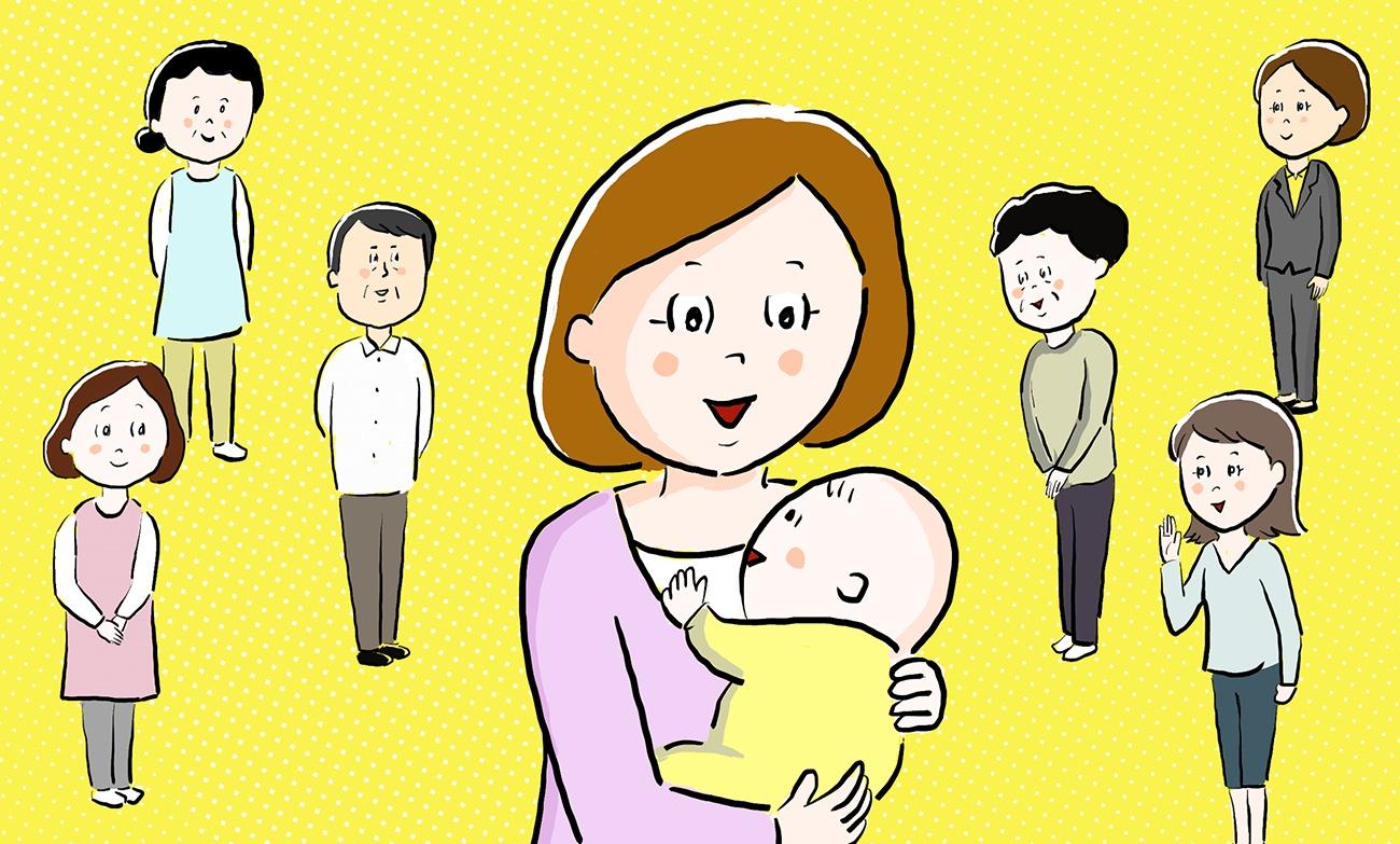 いろんな人に支えられて子育てをしてきたシングルマザー