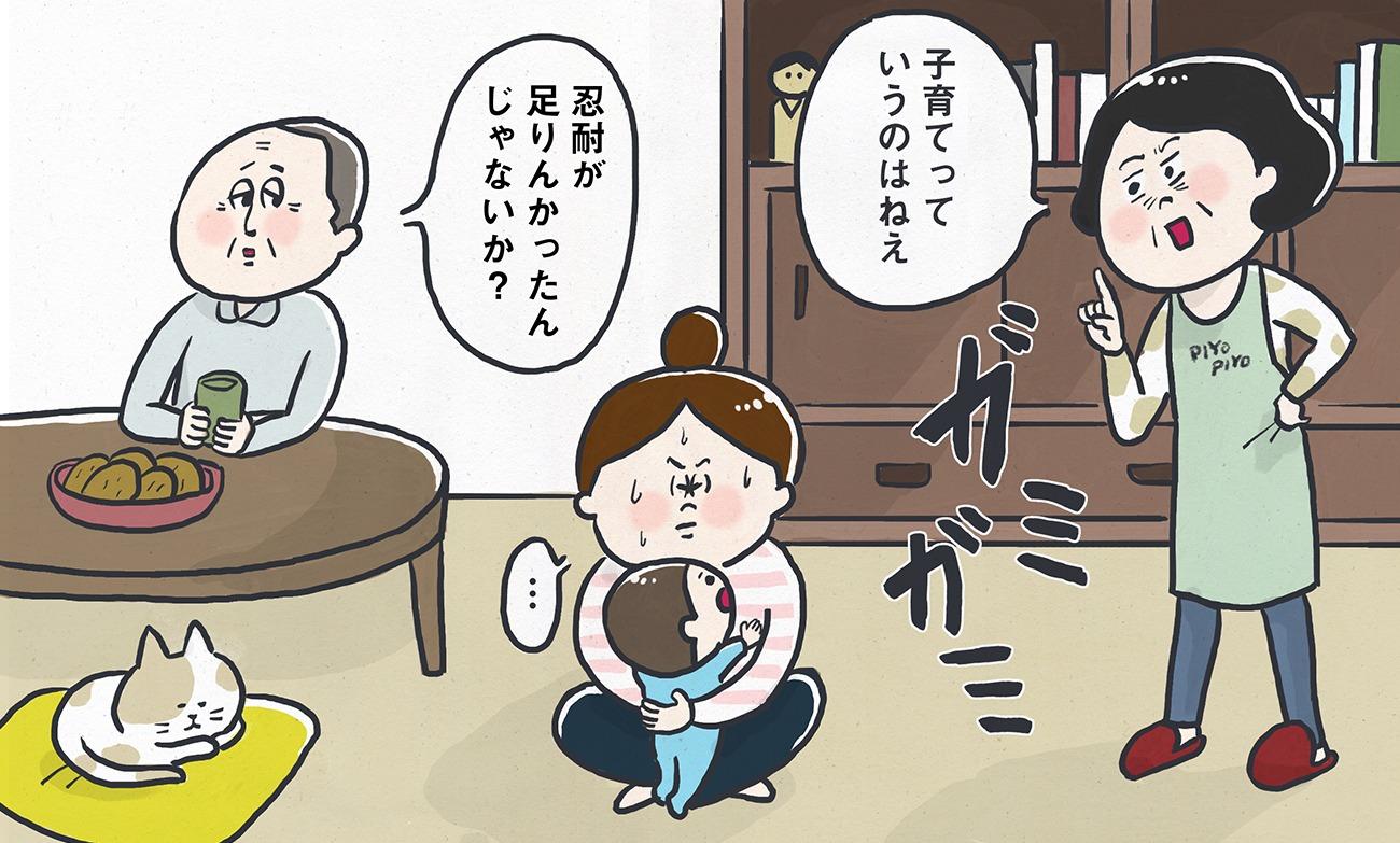 同居中の親と折り合いが悪いです